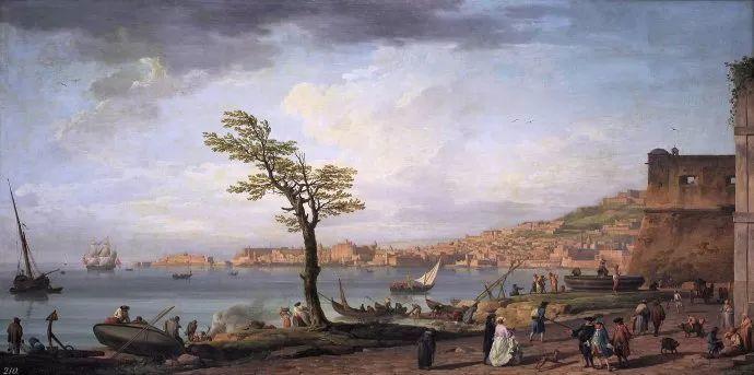作品气势恢宏 法国18世纪风景画家韦尔内(1714-1789)插图39