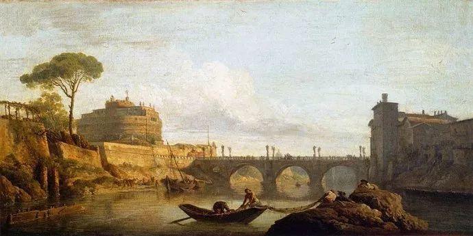 作品气势恢宏 法国18世纪风景画家韦尔内(1714-1789)插图43
