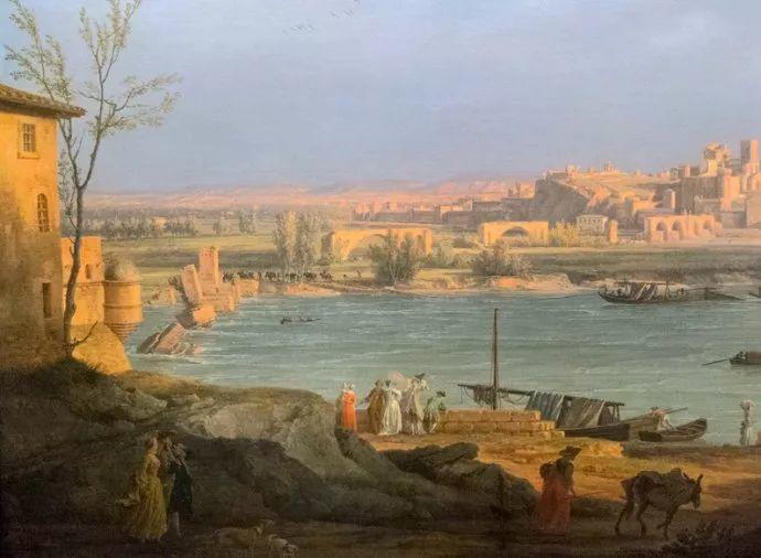 作品气势恢宏 法国18世纪风景画家韦尔内(1714-1789)插图45