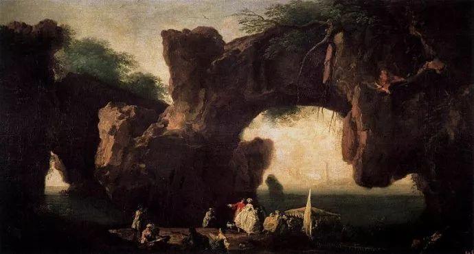 作品气势恢宏 法国18世纪风景画家韦尔内(1714-1789)插图51