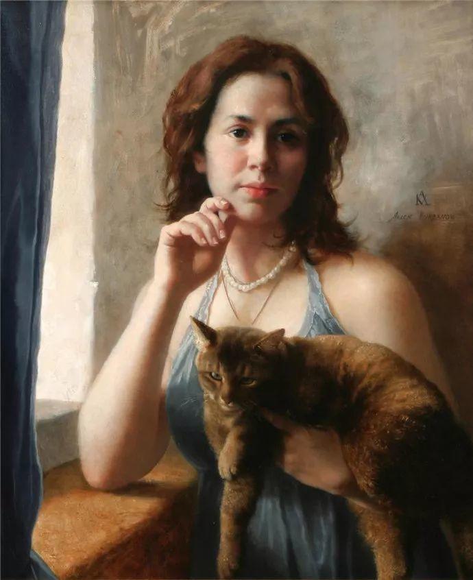 达吉斯坦画家阿森·卡巴诺夫作品欣赏插图3