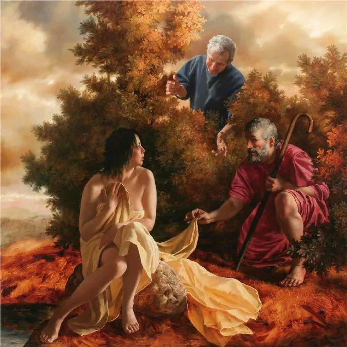 达吉斯坦画家阿森·卡巴诺夫作品欣赏插图7