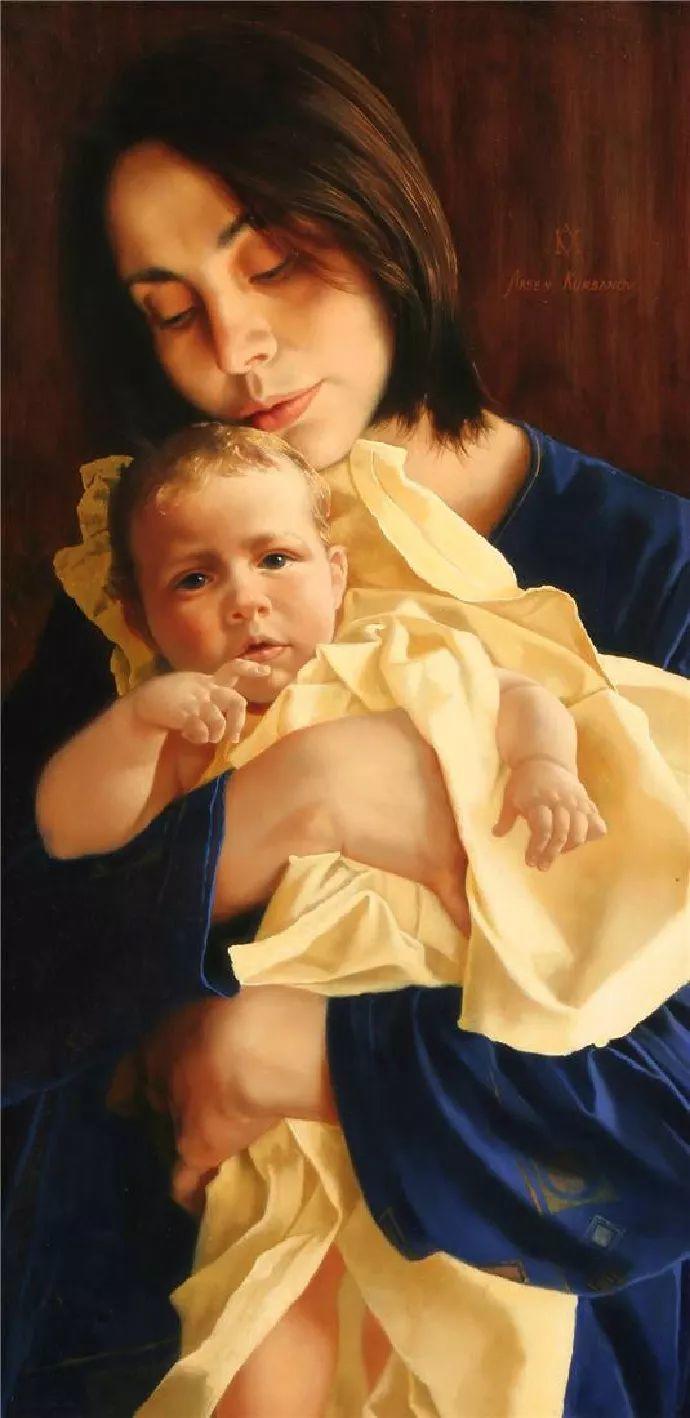 达吉斯坦画家阿森·卡巴诺夫作品欣赏插图9