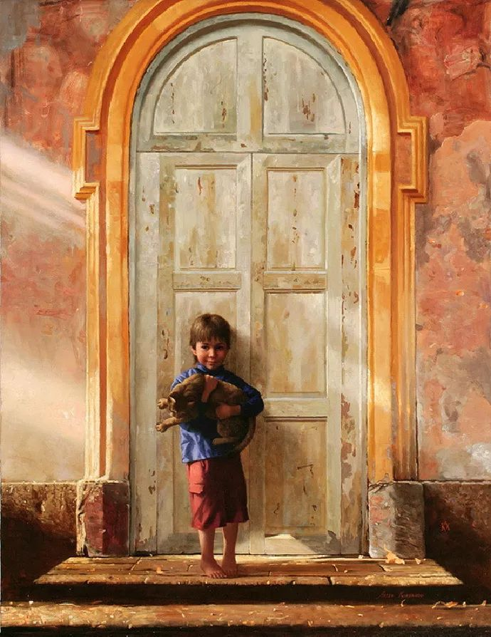 达吉斯坦画家阿森·卡巴诺夫作品欣赏插图13