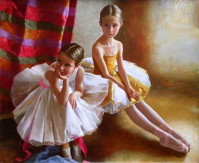 达吉斯坦画家阿森·卡巴诺夫作品欣赏插图15