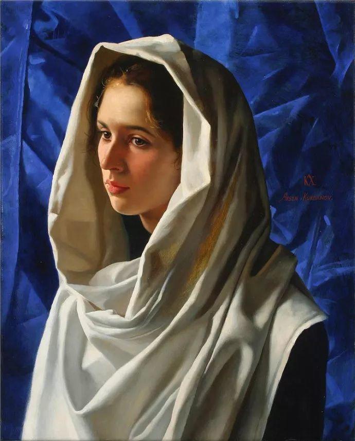 达吉斯坦画家阿森·卡巴诺夫作品欣赏插图17