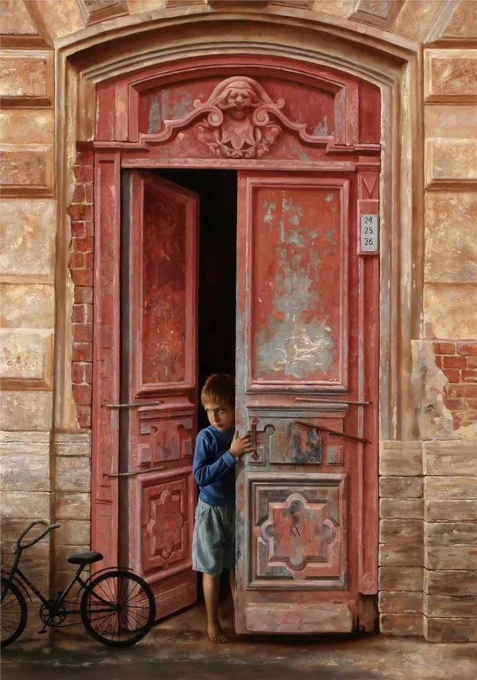 达吉斯坦画家阿森·卡巴诺夫作品欣赏插图19