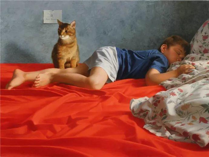 达吉斯坦画家阿森·卡巴诺夫作品欣赏插图21