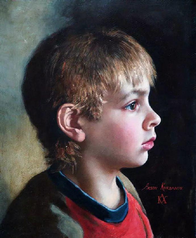 达吉斯坦画家阿森·卡巴诺夫作品欣赏插图23