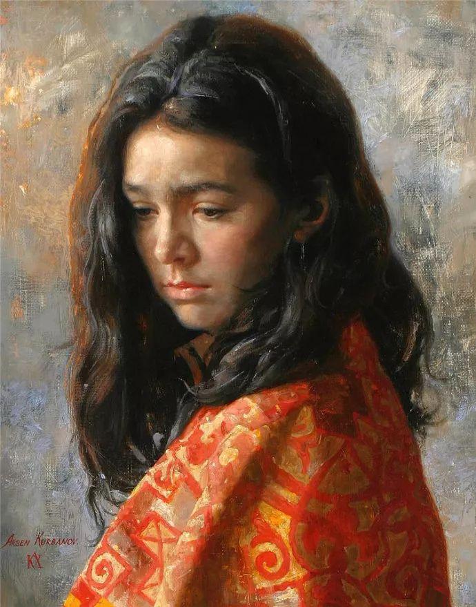 达吉斯坦画家阿森·卡巴诺夫作品欣赏插图25