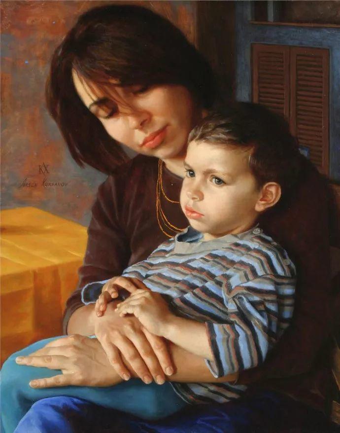 达吉斯坦画家阿森·卡巴诺夫作品欣赏插图27