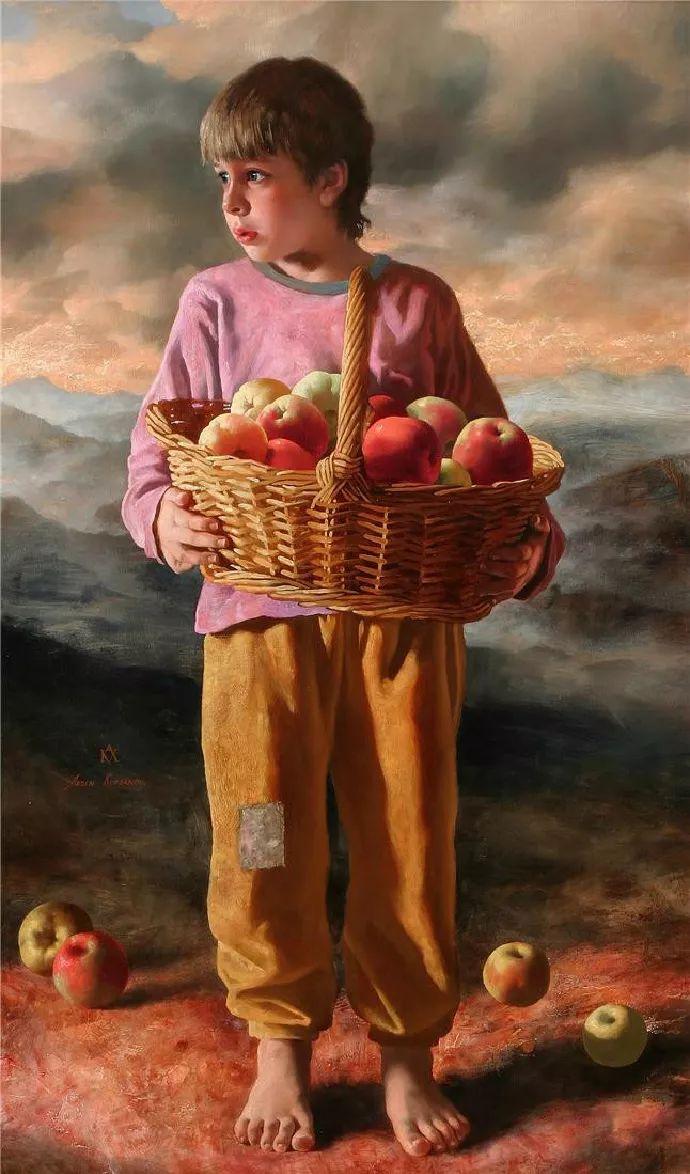 达吉斯坦画家阿森·卡巴诺夫作品欣赏插图29