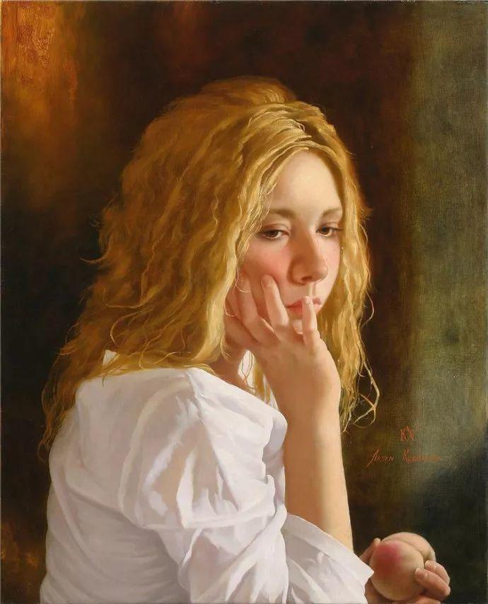 达吉斯坦画家阿森·卡巴诺夫作品欣赏插图31