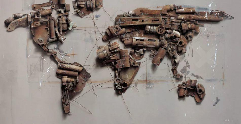 当代超写实主义 冷军作品集 49图插图3