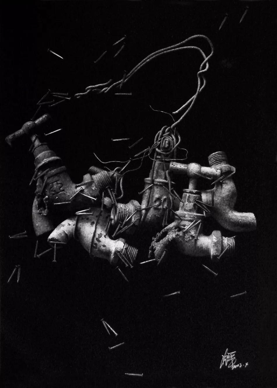 当代超写实主义 冷军作品集 49图插图5