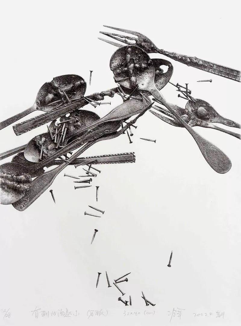 当代超写实主义 冷军作品集 49图插图14