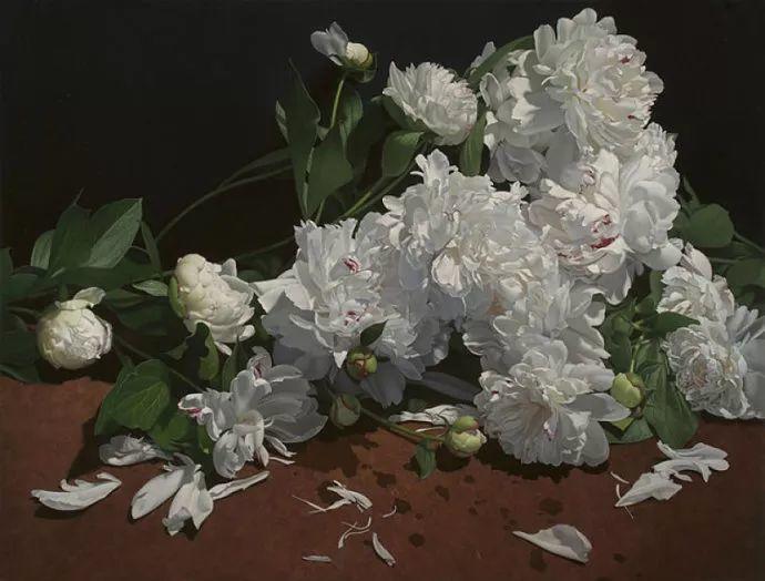 花卉绘画 美国女画家Nancy Depew作品欣赏插图19