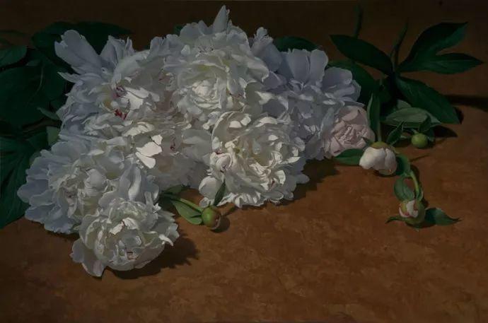 花卉绘画 美国女画家Nancy Depew作品欣赏插图21