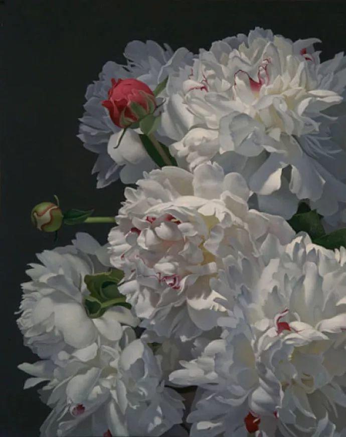 花卉绘画 美国女画家Nancy Depew作品欣赏插图35