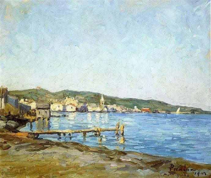 法国前卫画家毕卡比亚(1879-1953)插图1