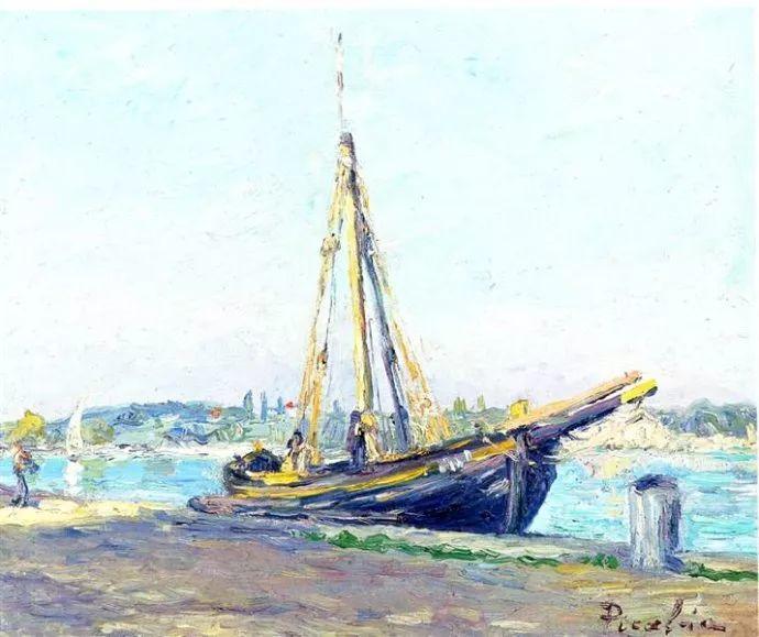 法国前卫画家毕卡比亚(1879-1953)插图5