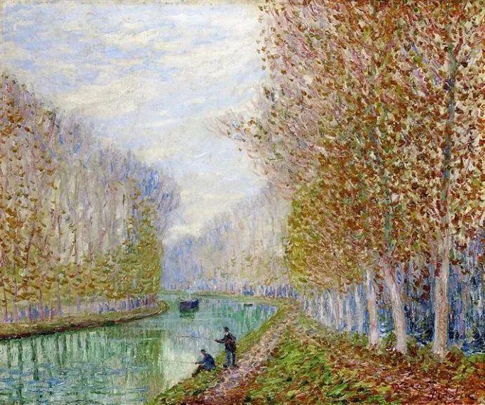 法国前卫画家毕卡比亚(1879-1953)插图7