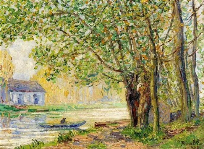 法国前卫画家毕卡比亚(1879-1953)插图9