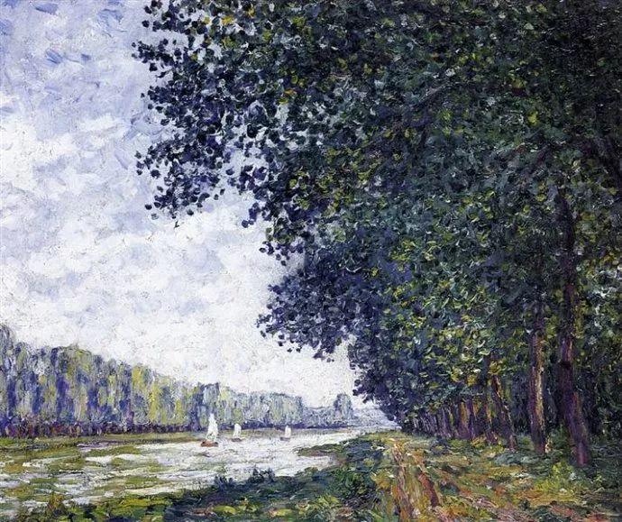 法国前卫画家毕卡比亚(1879-1953)插图17
