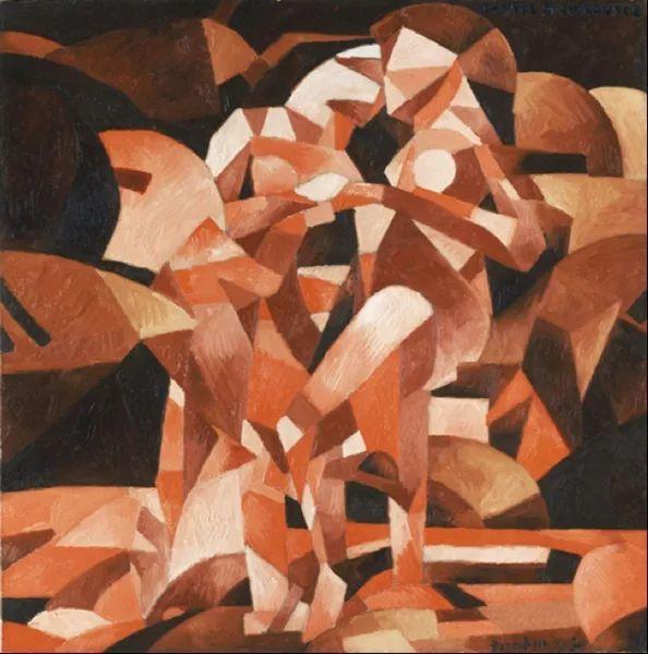 法国前卫画家毕卡比亚(1879-1953)插图21