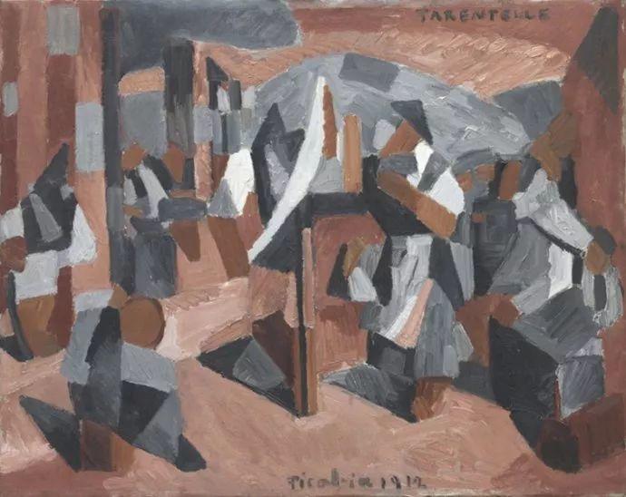 法国前卫画家毕卡比亚(1879-1953)插图23
