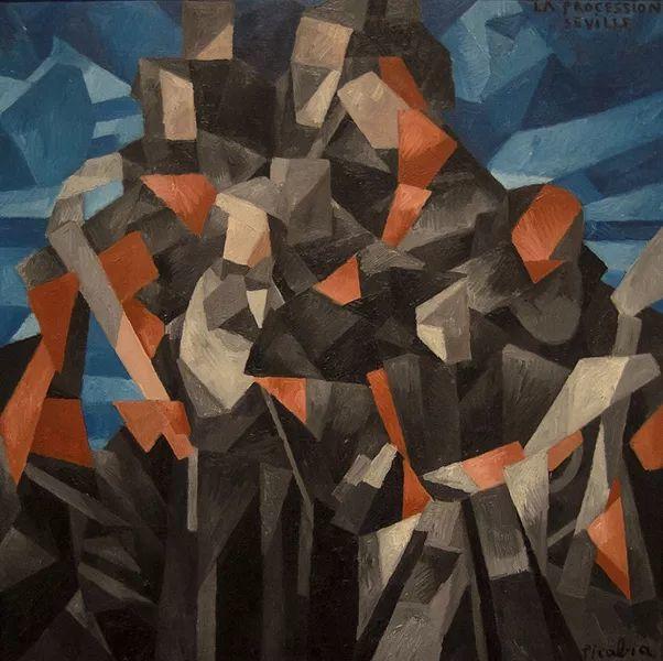 法国前卫画家毕卡比亚(1879-1953)插图25
