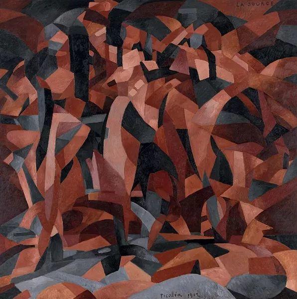 法国前卫画家毕卡比亚(1879-1953)插图27
