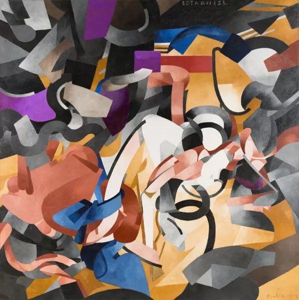 法国前卫画家毕卡比亚(1879-1953)插图31