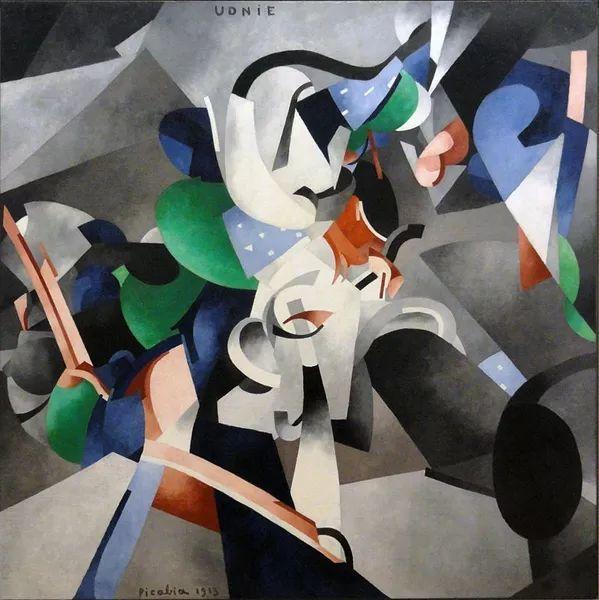 法国前卫画家毕卡比亚(1879-1953)插图33
