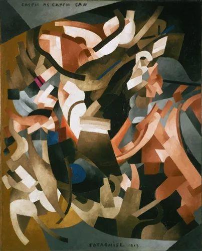 法国前卫画家毕卡比亚(1879-1953)插图37