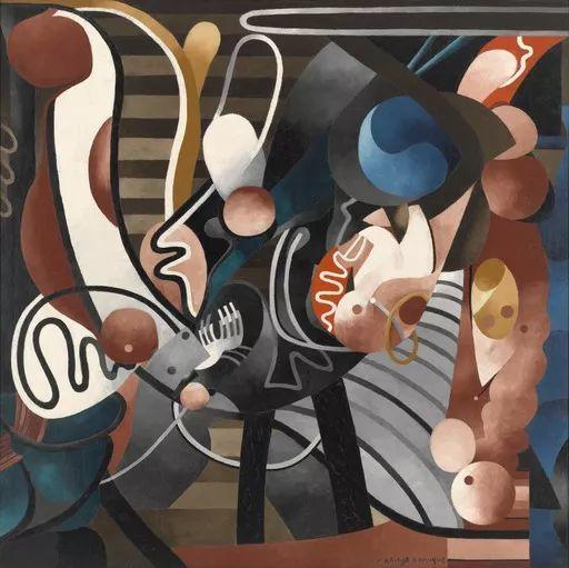 法国前卫画家毕卡比亚(1879-1953)插图39