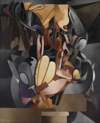 法国前卫画家毕卡比亚(1879-1953)插图41
