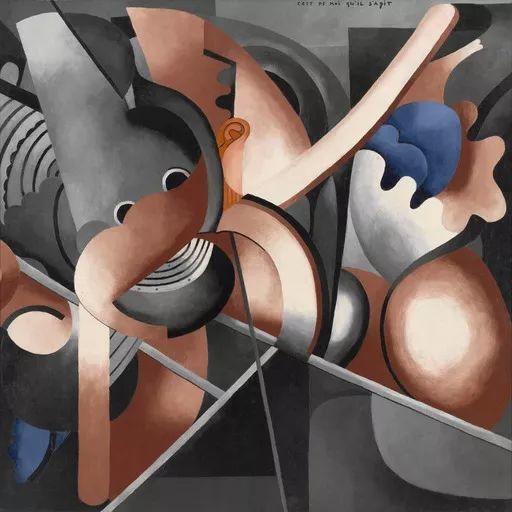 法国前卫画家毕卡比亚(1879-1953)插图43