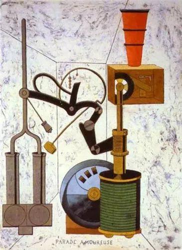 法国前卫画家毕卡比亚(1879-1953)插图47