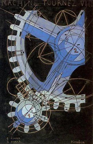 法国前卫画家毕卡比亚(1879-1953)插图49