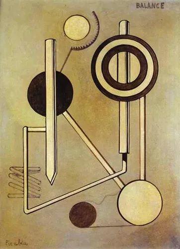 法国前卫画家毕卡比亚(1879-1953)插图51