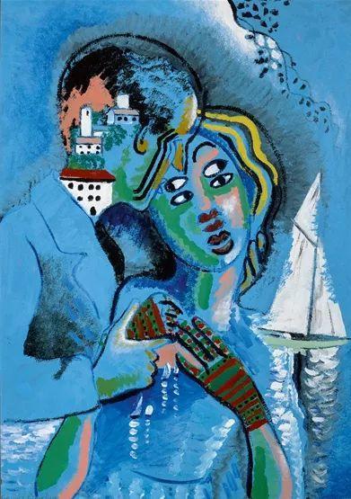 法国前卫画家毕卡比亚(1879-1953)插图55