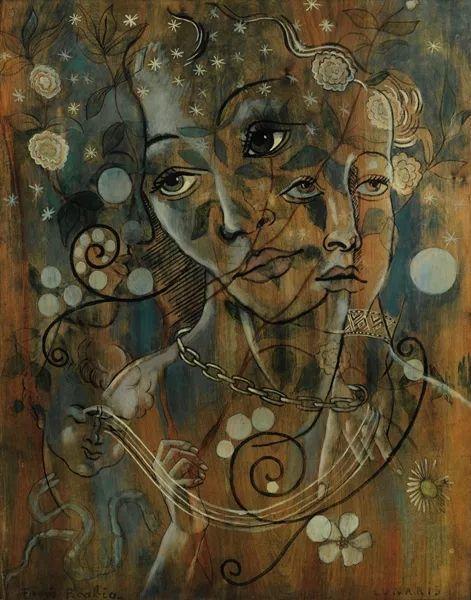 法国前卫画家毕卡比亚(1879-1953)插图57
