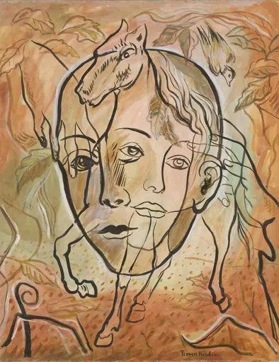 法国前卫画家毕卡比亚(1879-1953)插图59