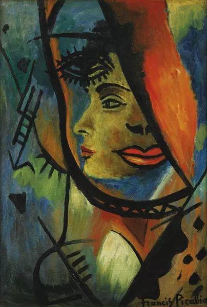 法国前卫画家毕卡比亚(1879-1953)插图61