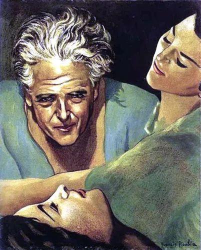 法国前卫画家毕卡比亚(1879-1953)插图67