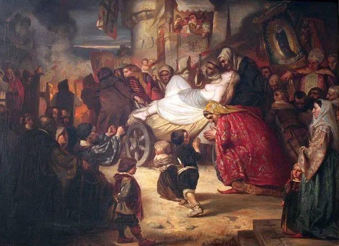 德国罗马派的著名代表人物安塞姆·费尔巴哈(1829-1880)插图7