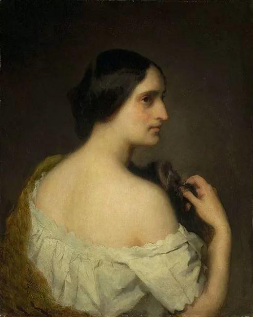 德国罗马派的著名代表人物安塞姆·费尔巴哈(1829-1880)插图13