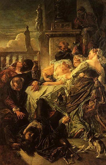 德国罗马派的著名代表人物安塞姆·费尔巴哈(1829-1880)插图19