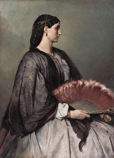 德国罗马派的著名代表人物安塞姆·费尔巴哈(1829-1880)插图31